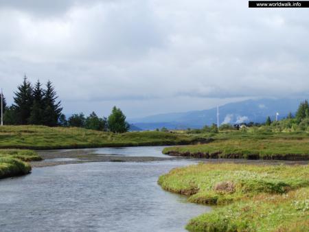 Фото: Национальный парк Тингветлир