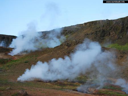 Фото: Долина горячих источников