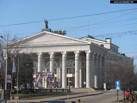 Фото: Донецкий национальный академический музыкально-драматический театр