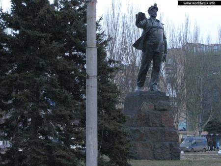 Фото: Памятник «Слава шахтерскому труду», памятник шахтеру