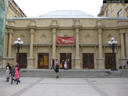 Фото: Театр Мюзик-холл