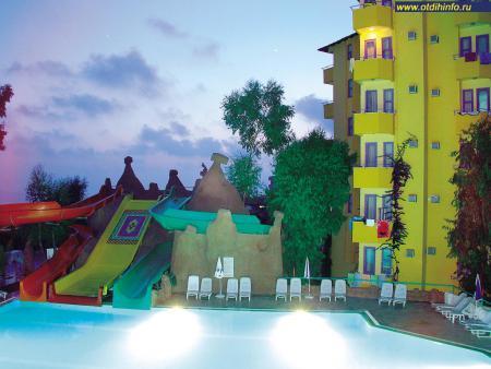 Фото: Mahberi Beach Hotel (Махбери Бич, Турция)