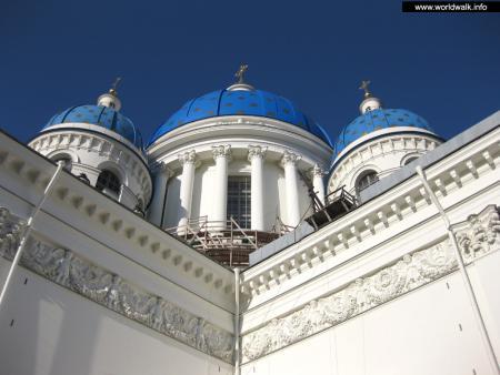 Фото: Троицкий собор, Измайловский собор Святой живоначальной Троицы