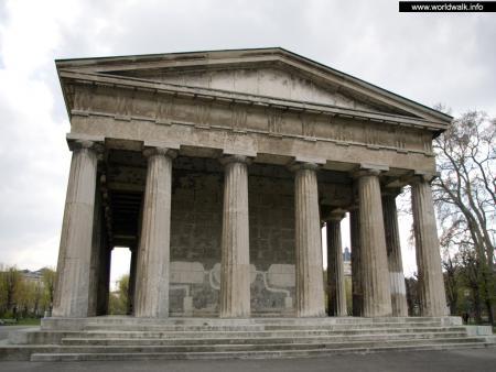 Фото: Храм Тесея