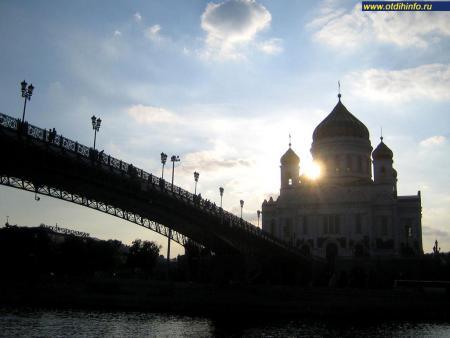 Фото: Храм Христа Спасителя (Москва)