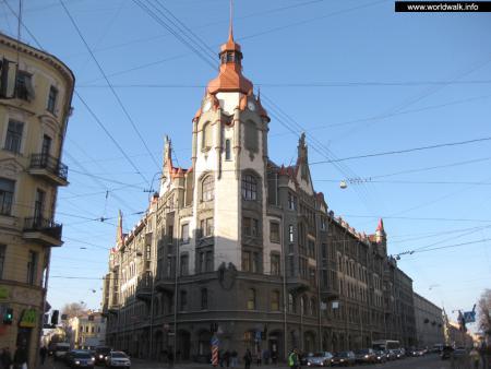 Фото: Городской дом, Дом городских учреждений