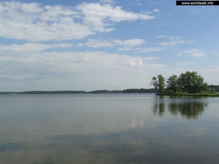 Фото: Озеро Валдай, Валдайское озеро