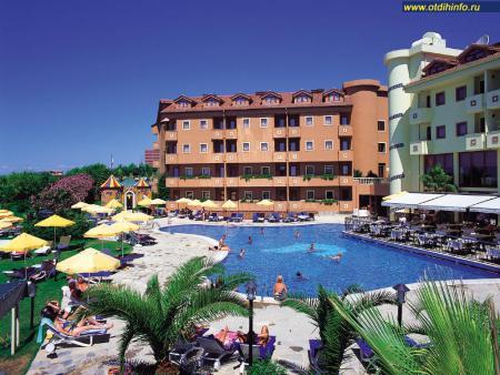 Фото: Monachus Hotel (Монакус Отель, Турция)