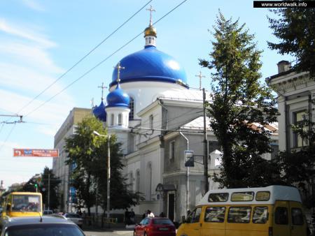 Фото: Свято-Михайловский кафедральный собор