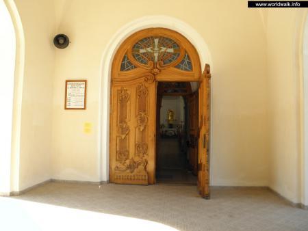 Фото: Костел Святого Иоанна из Дукли