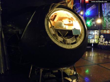 Фото: Музей космонавтики им. С. П. Королева