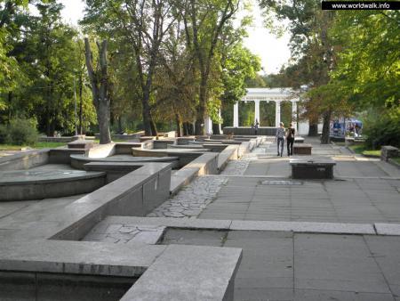 Фото: Парк им. Ю. А. Гагарина