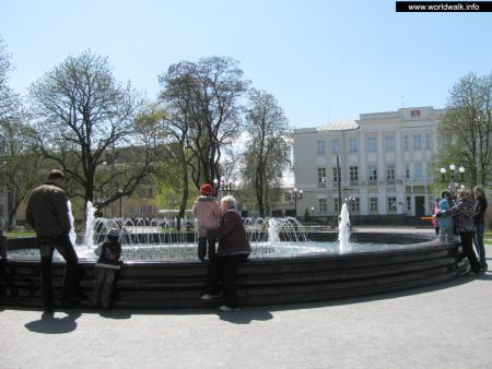 Фото: Музыкальный фонтан