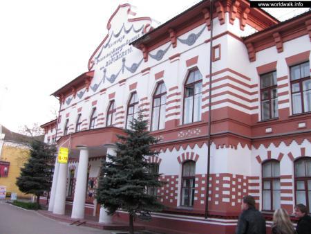 Фото: Здание института физических методов лечения им. Воровского