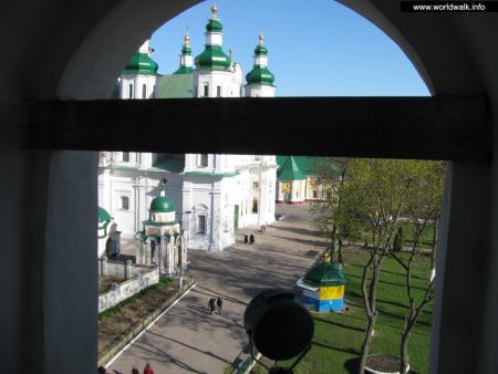 Фото: Троице-Ильинский монастырь