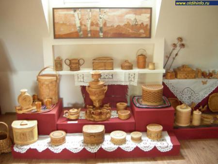 Фото: Музей льна и бересты