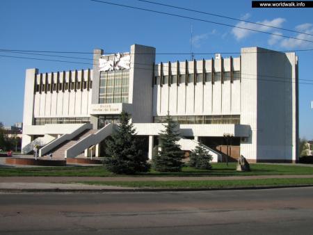 Фото: ЗАГС Чернигова, Центральный дворец бракосочетаний в Чернигове