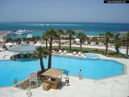 Фото: Hilton Hurghada Plaza, Хилтон Плаза