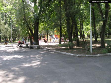 Фото: Севастопольский парк