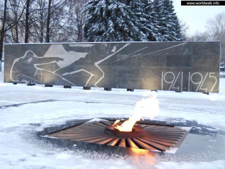 Фото: Мемориал «Вечный огонь»