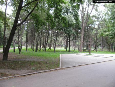 Фото: Парк им. Л. В. Писаржевского