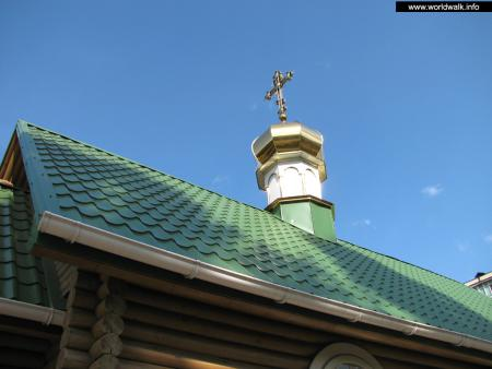 Фото: Церковь митрополита Петра Могилы