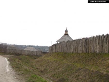 Фото: Историко-культурный комплекс «Запорожская Сечь»