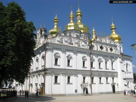 Фото: Свято-Успенская Киево-Печерская лавра