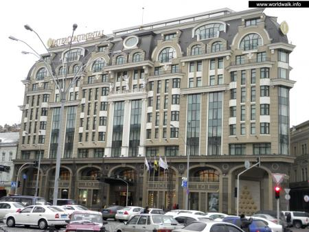 Фото: Интерконтиненталь, отель