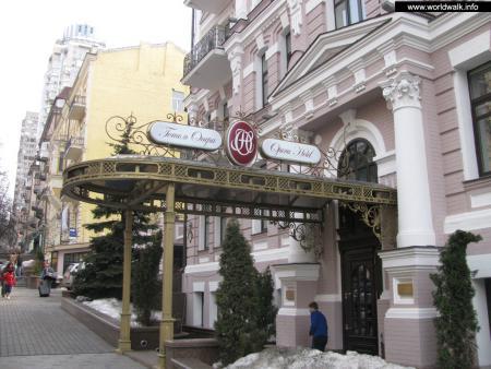 Фото: Опера, отель