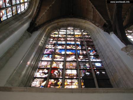Фото: Аудекерк, Старая церковь