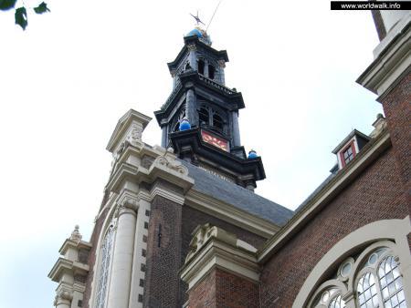 Фото: Вестеркерк, Западная церковь
