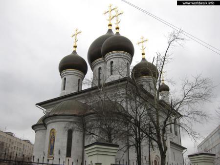 Фото: Храмовый комплекс преподобного Сергия Радонежского