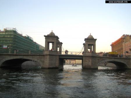 Фото: Мост Ломоносова