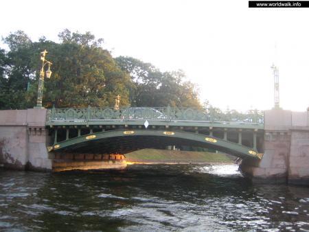 Фото: 1-й Садовый мост