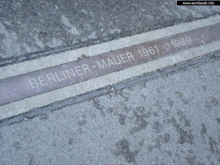 Фото: Берлинская стена