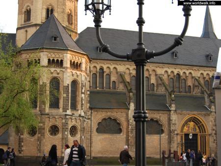 Фото: Боннский кафедральный собор