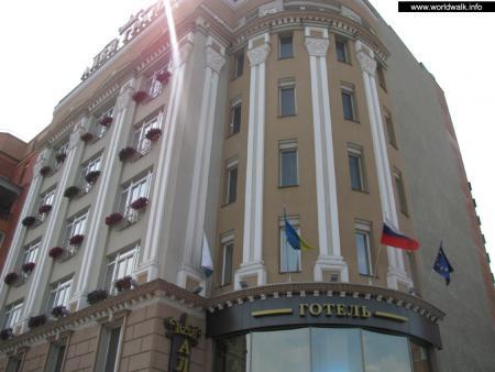 Фото: Алея Гранд, отель
