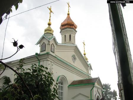 Фото: Крестовоздвиженский монастырь