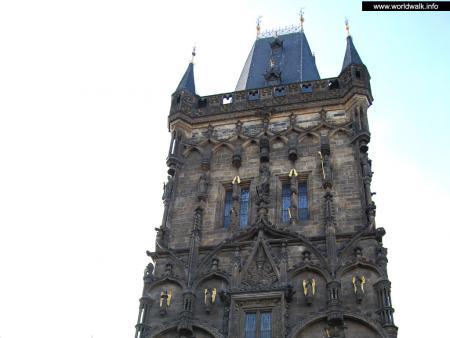 Фото: Пороховая башня