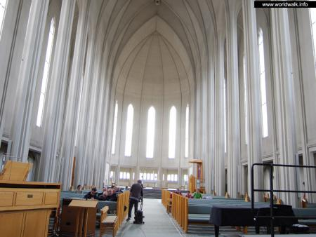 Фото: Церковь Хадльгримура, Хадльгримуркирха