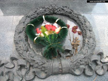 Фото: Памятник А. И. Зыгину