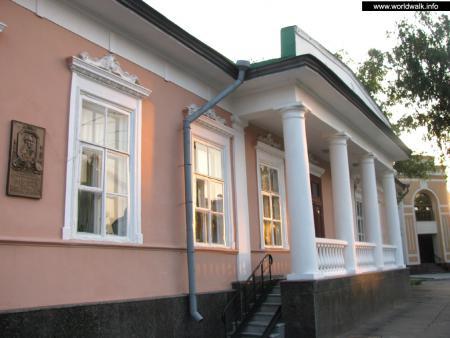 Фото: Литературно-мемориальный музей И. П. Котляревского