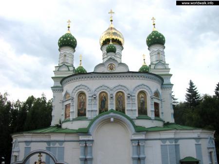 Фото: Сампсониевская церковь
