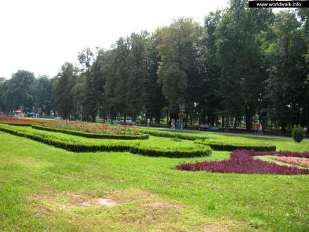 Фото: Корпусный сад