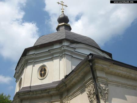 Фото: Церковь преображения Господня