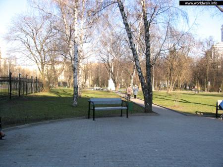 Фото: Мемориально-парковый комплекс героев Первой Мировой войны