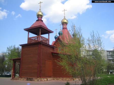 Фото: Церковь Георгия Победоносца