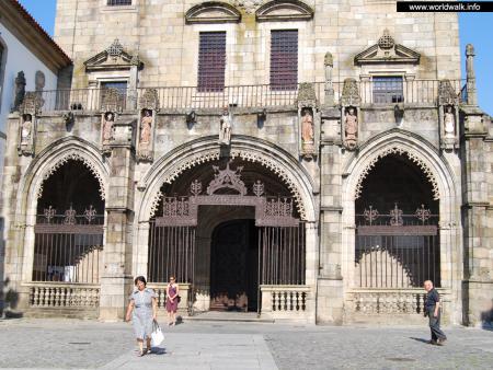 Фото: Брагский кафедральный собор, собор пресвятой Девы Марии