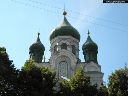 Фото: Церковь воздвижения креста Господня, Крестовоздвиженская церковь
